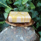 Coconut & Bamboo Soapdish